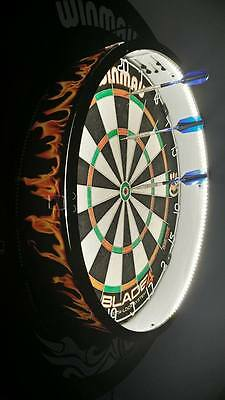 MAXLite360 SHADOW FREE LED LIGHT FOR DARTS, FIT ANY BOARD, DARTS LIGHTING SYSTEM