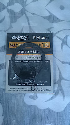 Airflo Poly Leader's 10ft Salmon Fast Sink