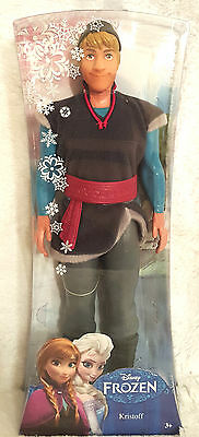 Disney Frozen- Kristoff- Retired Doll- BNIB Free Shipping