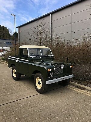 land rover series 2 1971 galvanised chassis