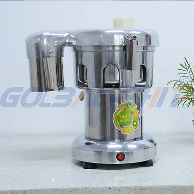 200lb/h Stainless Steel Juicer Electric Juice Extractor