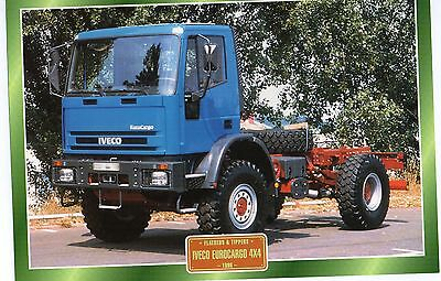 Iveco Eurocargo 4X4                     Glossy   Picture (T277)