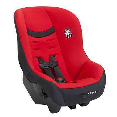 Convertible Red Car Seat Toddler Rear Front Face Kid Baby Cosco Scenera NEXT New