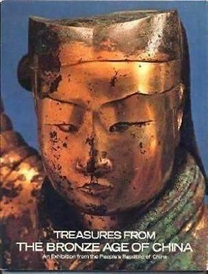 Treasures from the Bronze Age China Exhibition Peoples Republic of China 1980