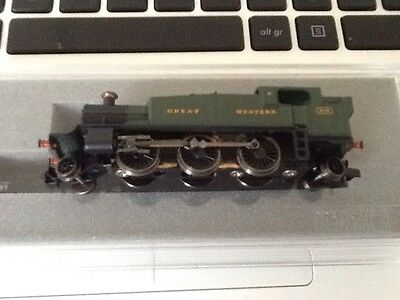 GRAMAM FARISH 62xx PARIRIE TANK GREAT WESTERN N GAUGE 2-6-2 LOCO BOXED