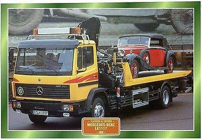Mercedes-Benz LK1117                           Glossy   Picture (T310)