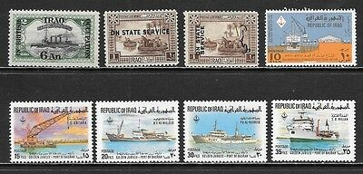 IRAQ Very Nice All Mint Issues Selection - Most are MNH!  (Feb 0128)