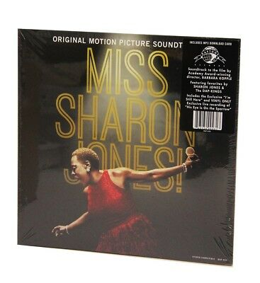 Sharon Jones & The Dap-Kings Miss Sharon Jones! (2LP+MP3) [Vinyl LP]  ME837
