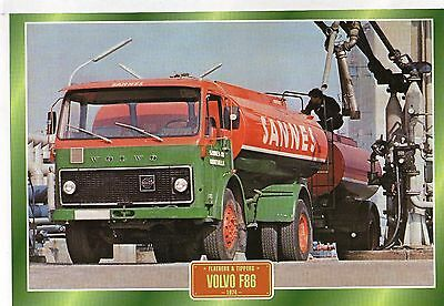 Volvo  F86                                Glossy   Picture (T320)