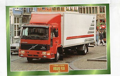 Volvo  FL6                                        Glossy   Picture (T326)
