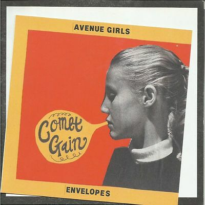 "45, 7"" - Comet Gain - Avenue Girls - UK Indie, Alternative, Hear!"