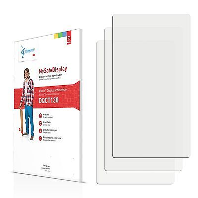 3x Vikuiti Screen Protector DQCT130 from 3M for Samsung YP-P3