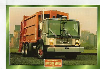 Mack MR Series                               Glossy   Picture (T355)