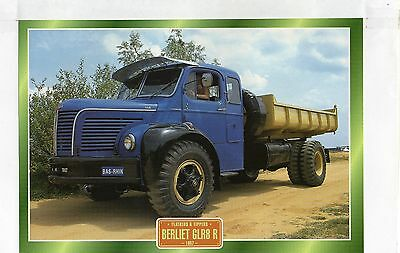Berliet GLR8 R                    Glossy   Picture (T361)