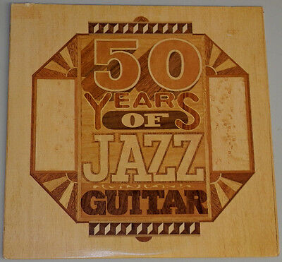 2 x LP**VARIOUS - 50 YEARS OF JAZZ GUITAR (COLUMBIA '76 / COMPILATION)***11306