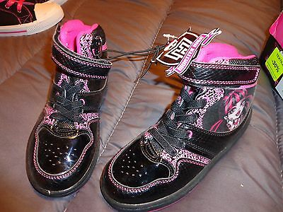 Chaussure Montante Fille T;31 Monster High Neuves