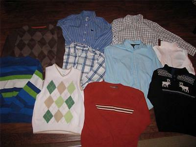 Boys Clothes size  M 7, 8  GAP, Old Navy, Urban Up, Gymboree Shirts, Sweaters