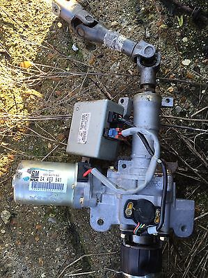 electric power steering Vauxhall Corsa C Vw Ford Classic Hot Rod Vintage