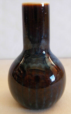 CARL HARRY STALHANE FOR RORSTRAND SWEDEN-- STONEWARE MINIATURE VASE 1960s  #3