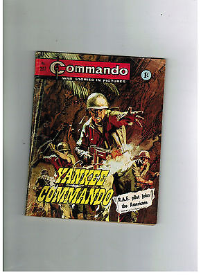 COMMANDO WAR STORIES IN PICTURES No. 397 comic library 1969