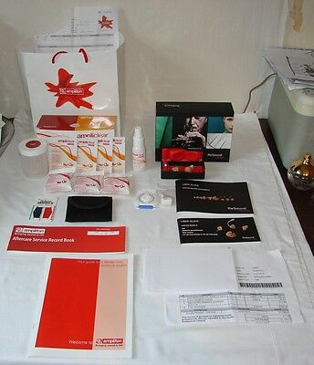 G N Resound Verso 5 Hearing Aid And Kit