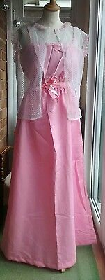 Vintage Dress LARP Cosplay - Theatrical - victorian edwardian style