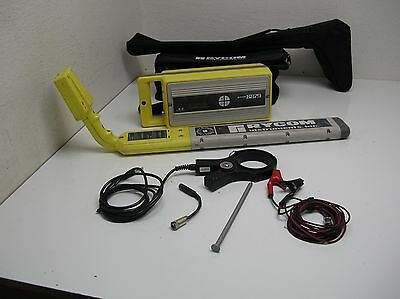 Rycom 8879 RF Radiodetection Pipe Cable Locator Vivax Underground  NEVER AS IS!