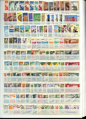 Lebanon Stockpage Full Of Stamps #B4280