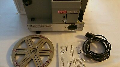 Eumig Mark 501 8MM Film Projector For Repair