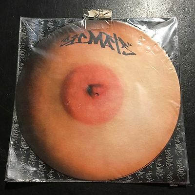 "Sicmats ""BOOBY"" - Professional Turntablist Slipmat - PRICE FOR PAIR!"