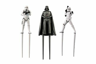 Star Wars Darth Vader and Stormtroopers Food Pick Set