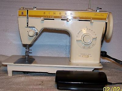 Singer 360 Zig-Zag Sewing Machine Head