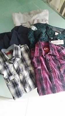 lot homme taille M
