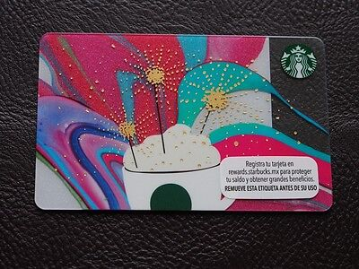 starbucks mexico mint gift card-