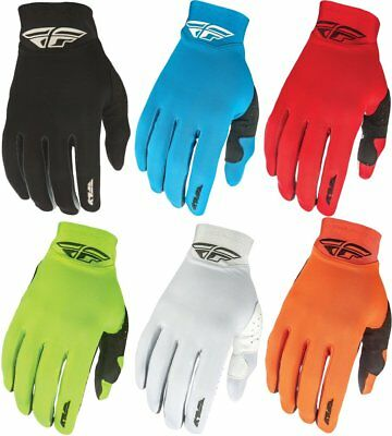 Fly Racing Mens Pro Lite Textile Gloves