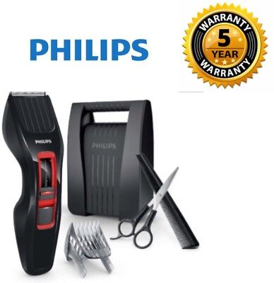 Philips 3000 Series Mens Cordless Hair Clipper Shaver DualCut Technology, HC3420