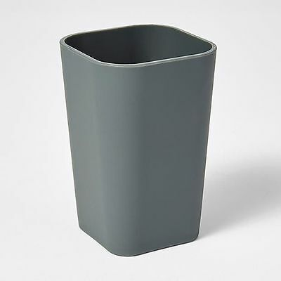 NEW Mason Plastic Tumbler Grey