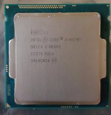Intel SR1CA Core i5-4570T 2.9GHz LGA-1150 CPU Processor W/ Warr