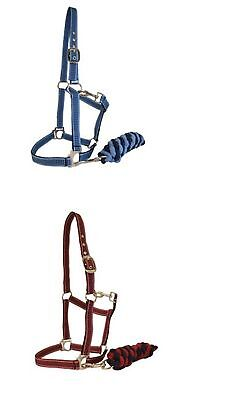 Rancher Halter And Lead Set