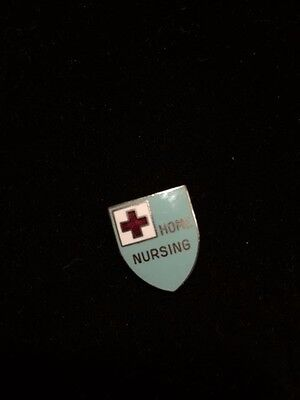 VINTAGE GIRL SCOUT PIN - c.1930's HOME NURSING PIN