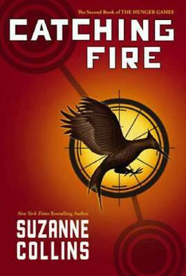 The Hunger Games trilogy: Catching fire by Suzanne Collins (Book)
