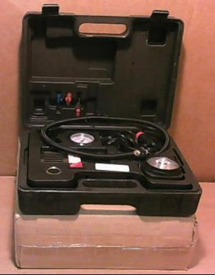 NEW Stalwart 75-35664 Portable Air Compressor Kit with Light $96