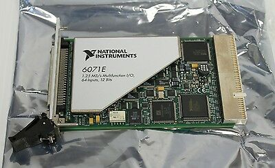 National Instruments PXI-6071E