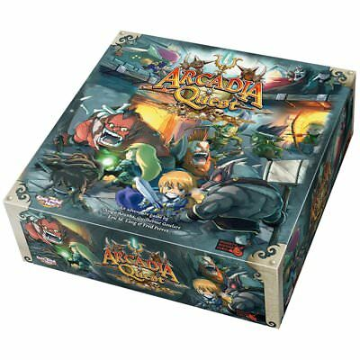Arcadia Quest - Miniatures Game Core Board Game