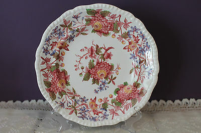 "Vintage Copeland Spode 'spodes Aster' 9-1/2"" Luncheon Plate"