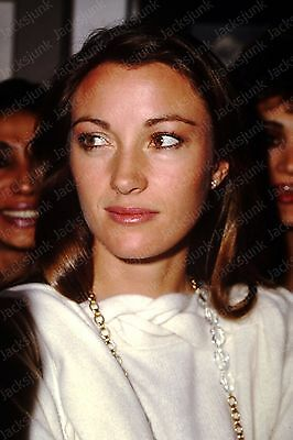 vintage celebrity 35mm Slide -  jane seymour  *mf5