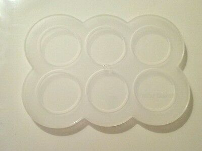 Baby Bullet Lid For Silicone Freezer Storage Container