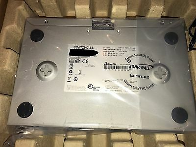 Sonicwall NSA 220 - 1 Year TotalSecure - Unregistered - Factory Sealed