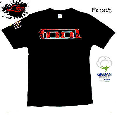 Tool - Los Angeles- Band T-Shirt (New Soft Lightweight Material)