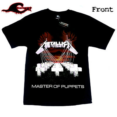 Metallica - Master Of The Puppets - Classic Band T-Shirt